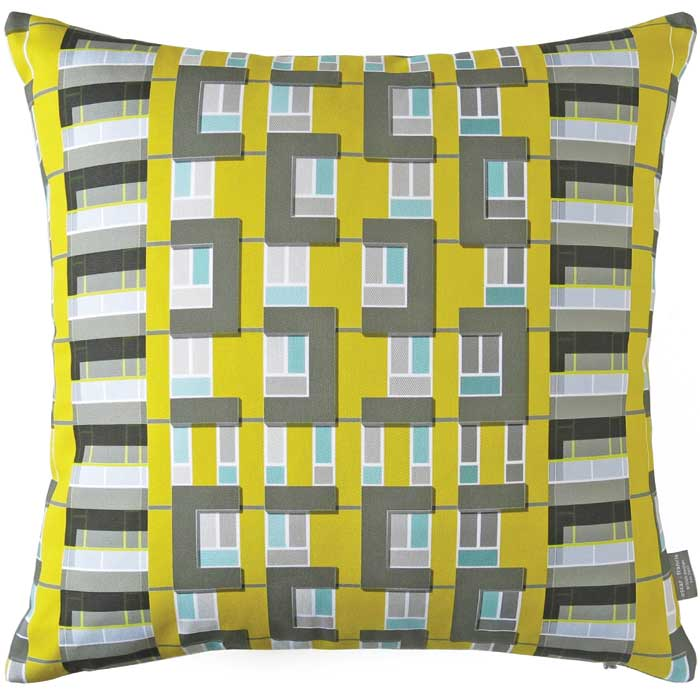 Oscar Francis Cushion Cover Sivill House                     Sparkle Gift