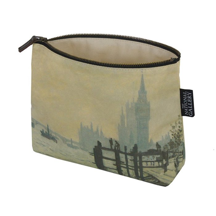 National Gallery Cosmetic Purse The Thames Pack 5            Sparkle Gift