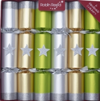Party Crackers (6) Who Am I' 30cm Sparkle Gift