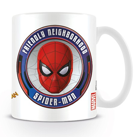 Marvel Boxed Mug Spider-Man Homecoming Friendly Sparkle Gift