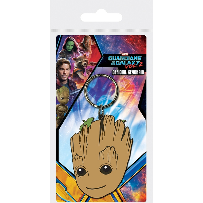 Marvel Keyring Guardians Vol. 2 Baby Groot Sparkle Gift