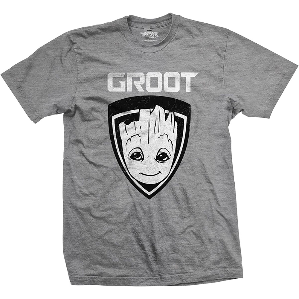 Marvel T Shirt Guardians Vol 2 Groot Mens S Sparkle Gift