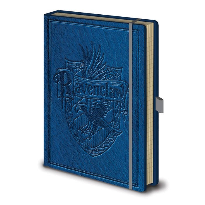 Harry Potter Premium A5 Notebook Ravenclaw Sparkle Gift