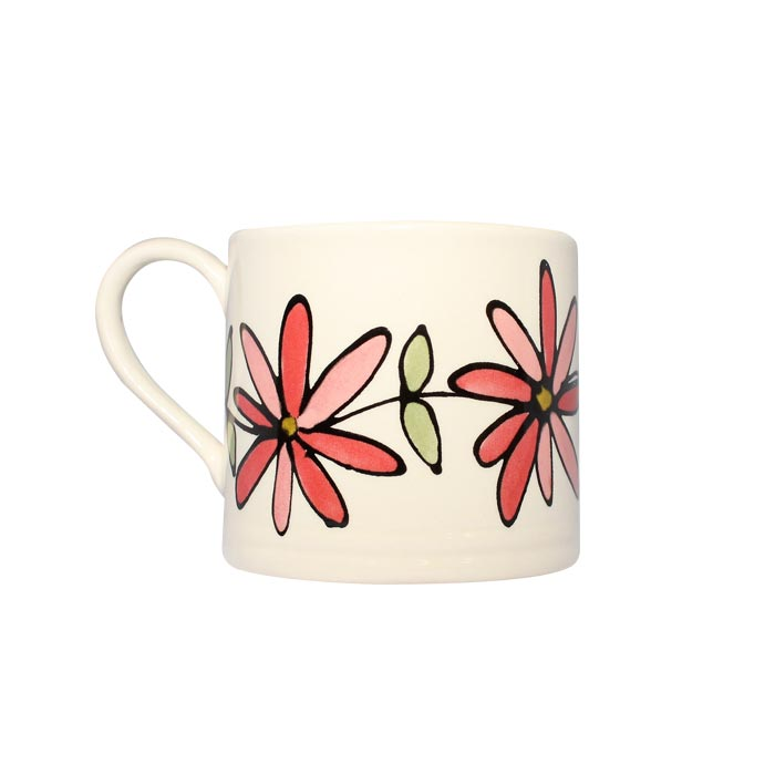 Gallery Thea Flora Small Mug Single Sparkle Gift