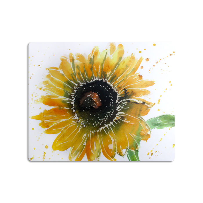 Meg Hawkins Placemat Sunflower Sparkle Gift
