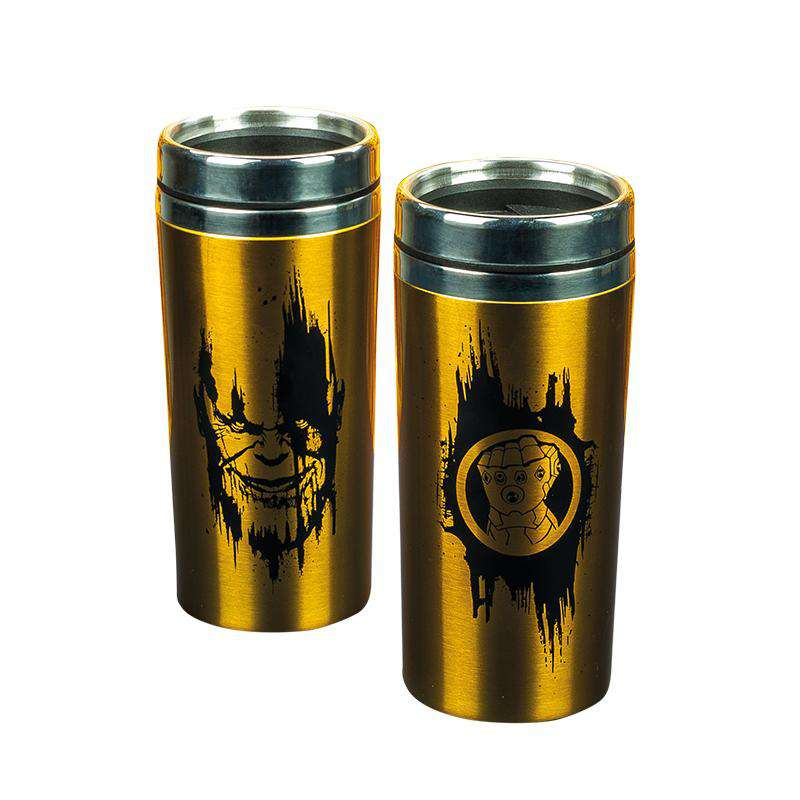 Marvel Travel Mug Avengers Infinity War Sparkle Gift