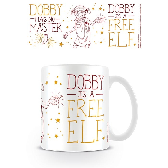 Harry Potter Boxed Mug Dobby                                 Sprakle Gifts
