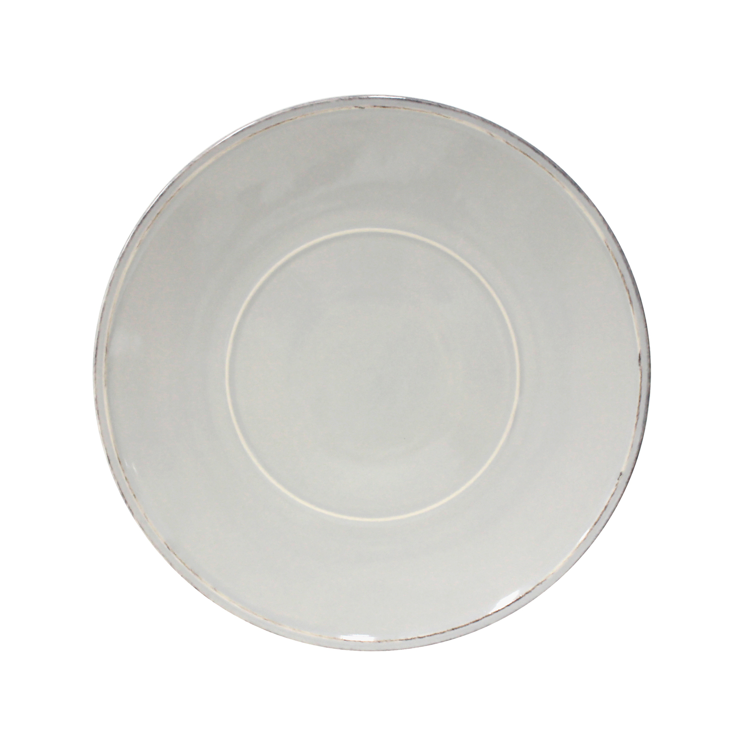Friso Grey Round Platter/ Charger 34cm X2 Sparkle Gift