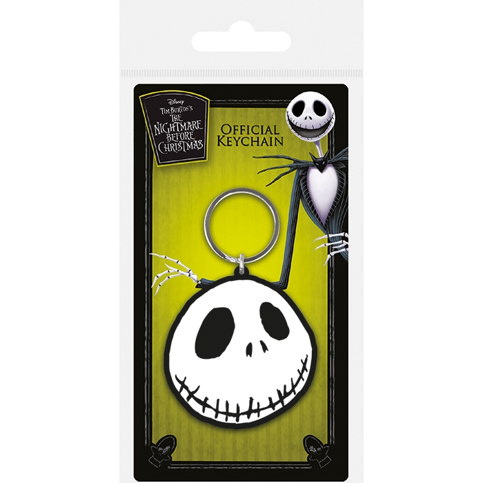 Nightmare Before Christmas Keyring Jack Sparkle Gift