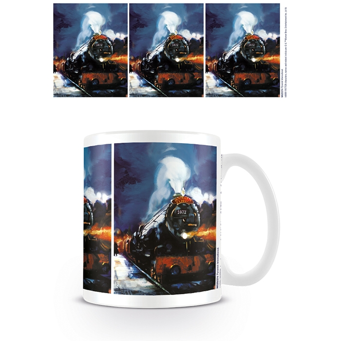 Harry Potter Boxed Mug Hogwarts Express Sparkle Gift