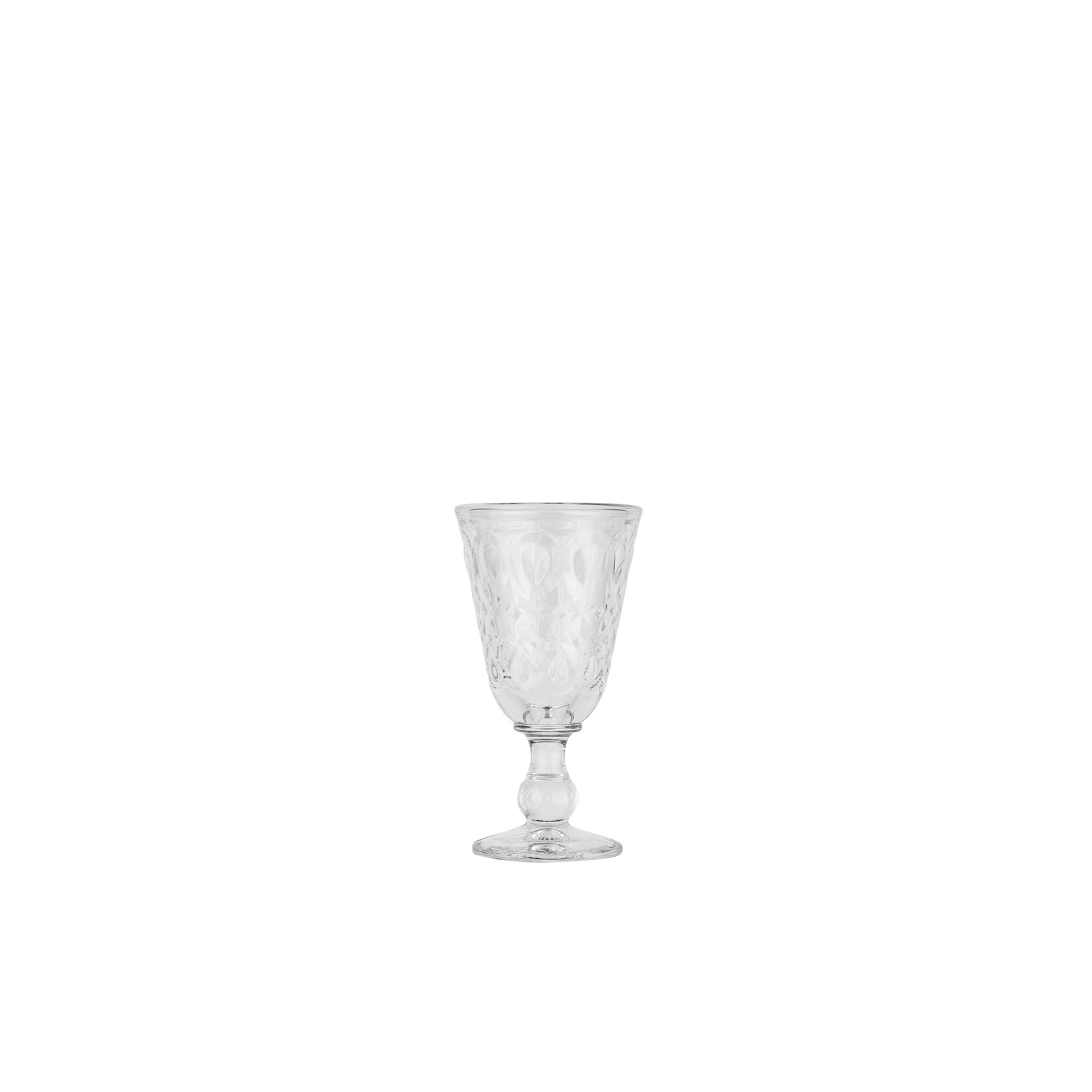 Vitral Water Glass 230ml X6 Sparkle Gift