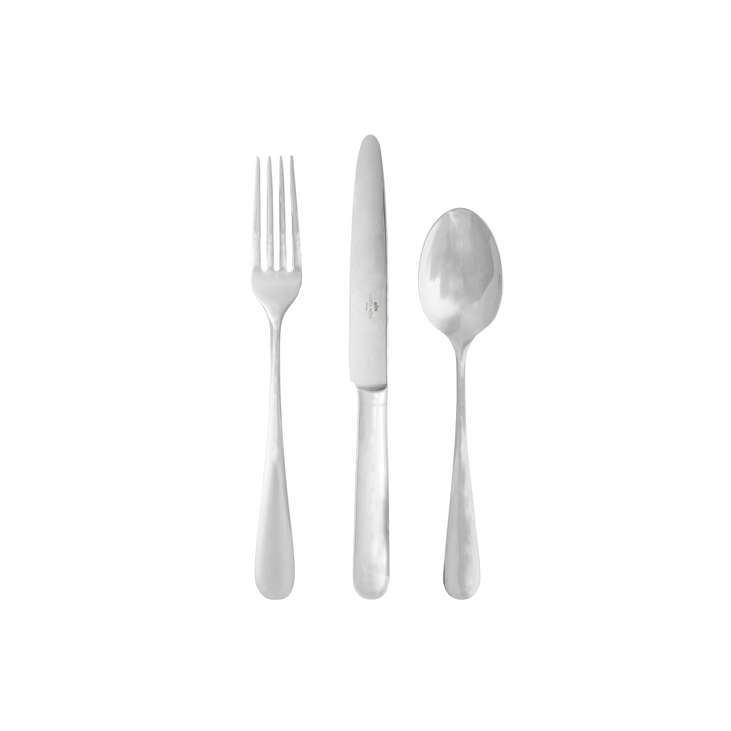 Lumi Polished Flatware (cutlery) 24 Piece X1 Sparkle Gift