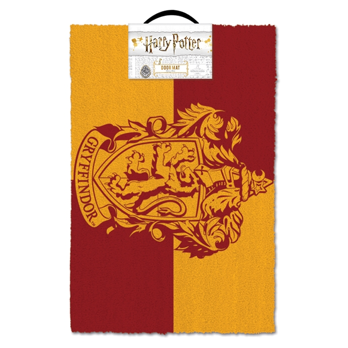 Harry Potter Doormat Gryffindor Sparkle Gift