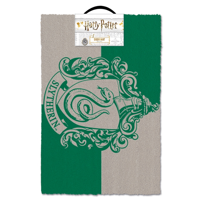 Harry Potter Doormat Slytherin Sparkle Gift