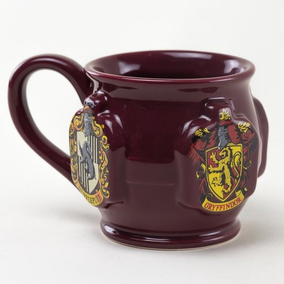 Harry Potter 3d Mug Crests Sparkle Gift