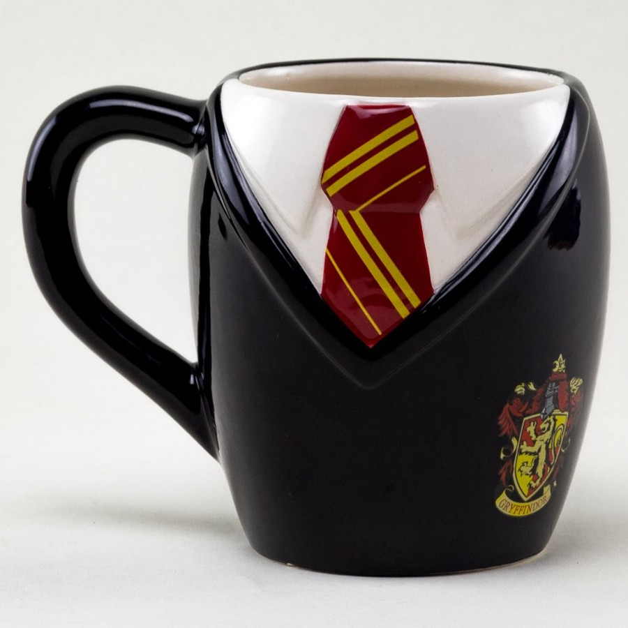 Harry Potter 3d Mug Uniform Sparkle Gift