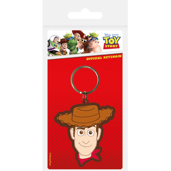 Toy Story Keyring Classic Woody Sparkle Gift