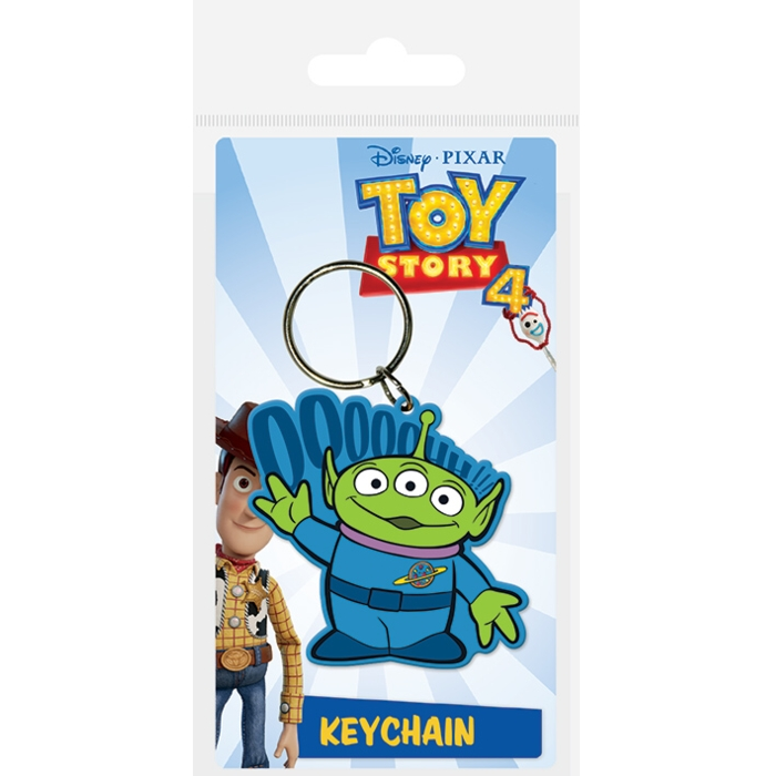 Toy Story Keyring Toy Story 4 Alien                          Sprakle Gifts