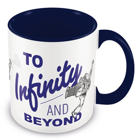 Toy Story Boxed Mug Coloured Inner To Infinity...            Sprakle Gifts