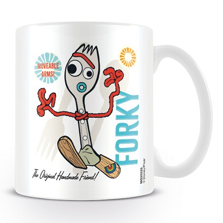 Toy Story Boxed Mug Toy Story 4 Forky                        Sprakle Gifts