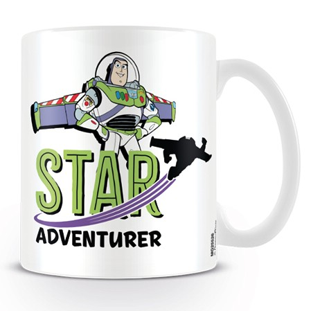 Toy Story Boxed Mug Toy Story 4 Star Explorer                Sprakle Gifts