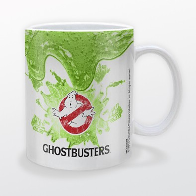 Ghostbusters Boxed Mug Slime                                 Sprakle Gifts