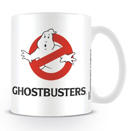 Ghostbusters Boxed Mug Logo                                  Sprakle Gifts