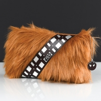 Star Wars Pencil Case Chewbacca Sparkle Gift