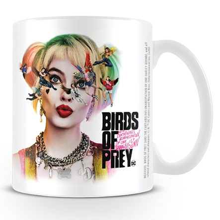 Birds of Prey Boxed Mug Seeing Stars Sparkle Gift