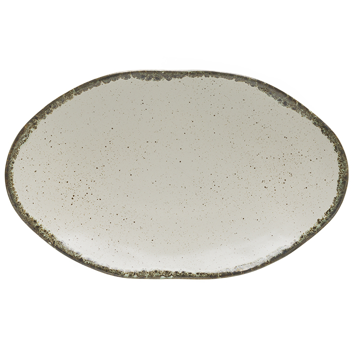 Toscana Aglio Oval Platter 41.5cm Sparkle Gift