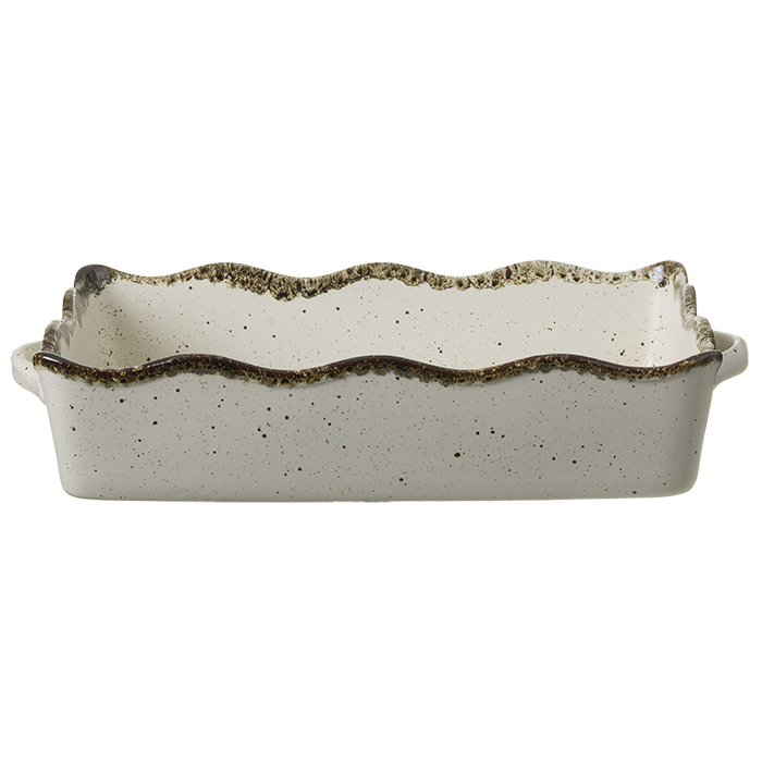 Toscana Aglio Rect. Baker Large 40.6cm X1 Sparkle Gift