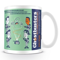 Ghostbusters Boxed Mug Call Now                              Sprakle Gifts